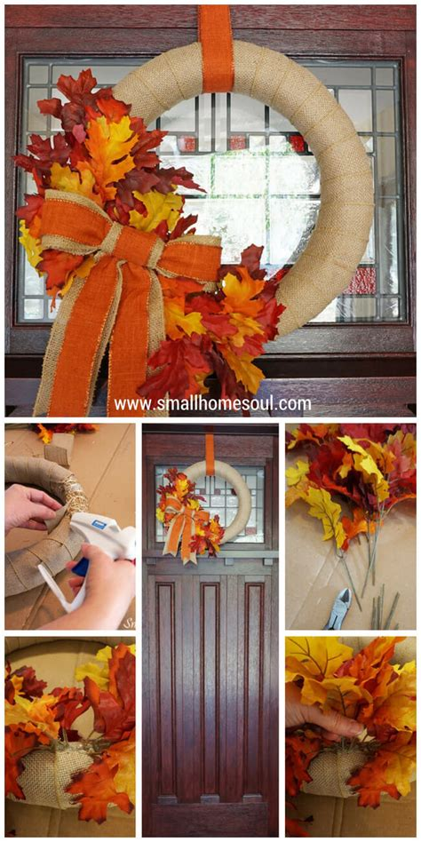 burlap fall decorations 20 beautiful burlap fall decorating ideas sand and sisal