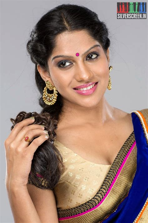 Actress Swasika Photoshoot Stills | Silverscreen.in Actress