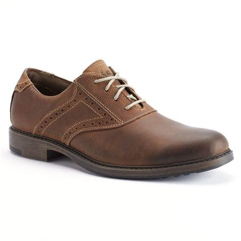 chaps oxford shoes chaps s leather oxford shoes from kohl s