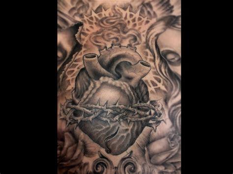 tattooed heart original artist tattoos the art and tattoos of edwin marin