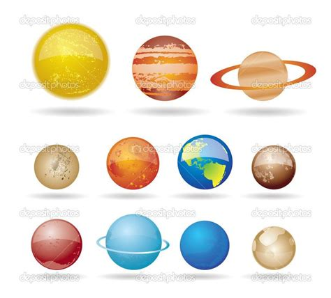 printable pictures planets best 25 sistemul solar ideas on pinterest