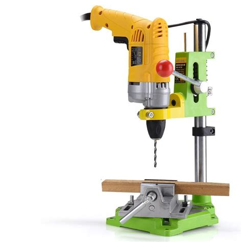drill bench stand precision electric drill stand power rotary tools
