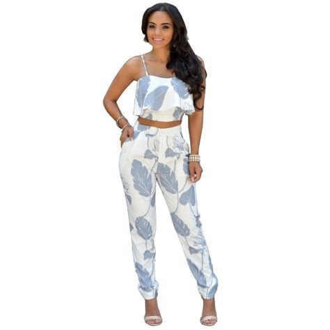 Floral Overall Set 1 burst sells 2015 plus size floral rompers 2 pieces set printed club romper