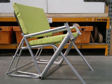 Chair Bike by Eco Chair Products Recycled To Make Eco Friendly