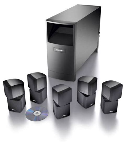 bose acoustimass  series iii home theater speaker system