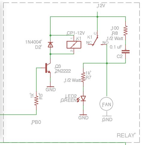 fet transistor relay microcontroller power mosfet or relay electrical engineering stack exchange