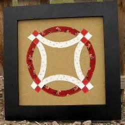 modern double wedding ring wall quilt favequiltscom
