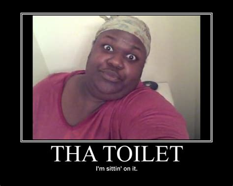 Sittin On Tha Toilet Meme - she never smiles for the camera pics