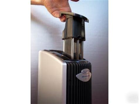 uv electrostatic ionic air filter purifier