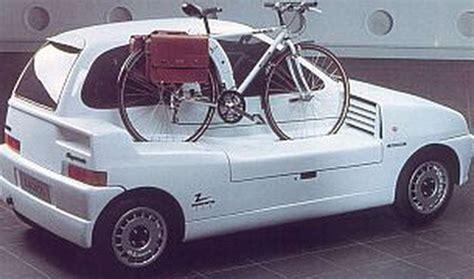 lada zanzare 179 fiat 500 z eco zagato 1992 prototype car