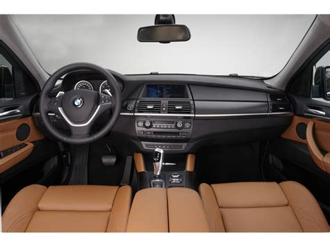 x6 interior 2013 bmw x6 interior u s news world report