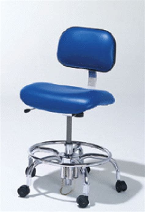 Biofit Cleanroom Chairs by Class 100 Ergonomic Static Chairs Biofit