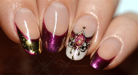 Ongle Gel Deco Fete by Deco Ongle Fete