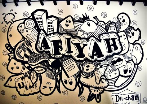 Contoh Doodle Nama Inventors Day