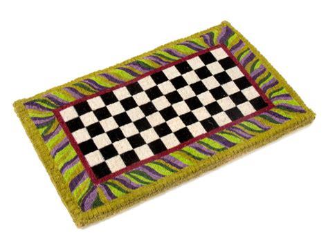 Designer Doormats by 13 Fabulous Designer Doormats Hgtv