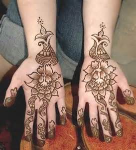 mehndi designs for young girls hand henna designs for