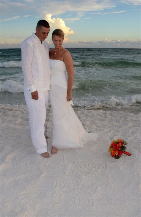 Pin by Debra Torres on Weddings   Real Beach and