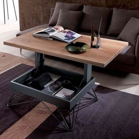 multifunctional table radius table by ozzio italia multifunctional table