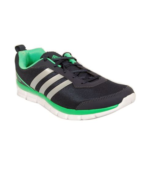 comfortable adidas shoes adidas gray laced comfortable sport shoes price in india