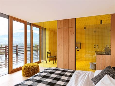bad im schlafzimmer architektenh 228 user glaswand zwischen bad und schlafzimmer
