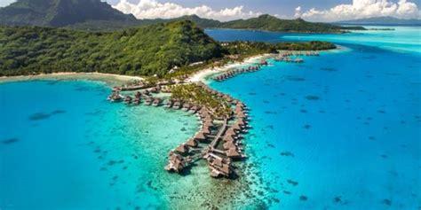 bora bora  romantic island tourist destinations