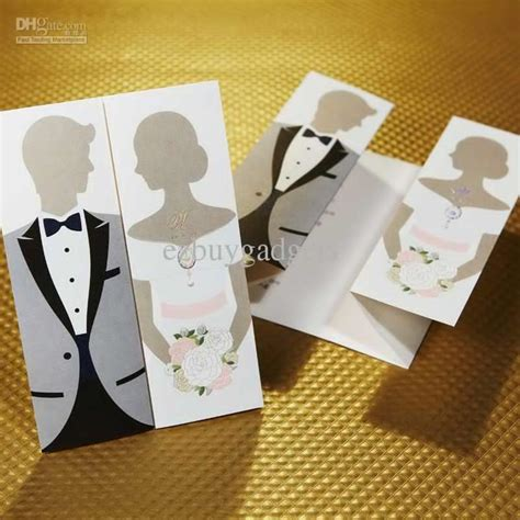 wedding invitation card cover design gorgeous bride groom design wedding invitations engagement