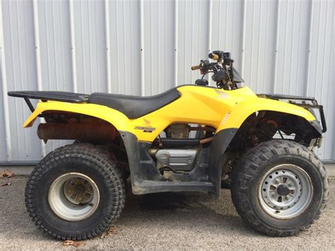 honda fourtrax recon honda fourtrax recon motorcycles for sale in urbana illinois