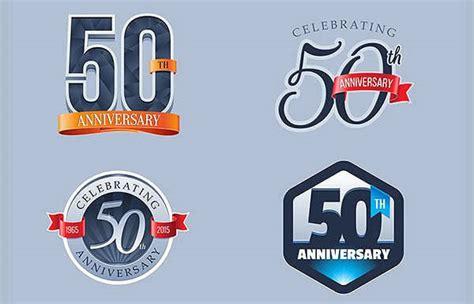 50th Wedding Anniversary Logo Ideas by 30 Wedding Logo Design Templates Design Trends