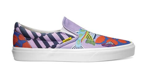 Sepatu Vans The Beatles vans x the beatles yellow submarine tribute sneakers mave