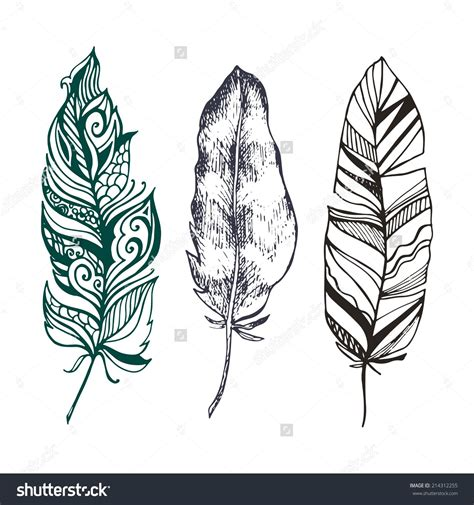 three feathers tattoo designs 11 pigeon feather designs