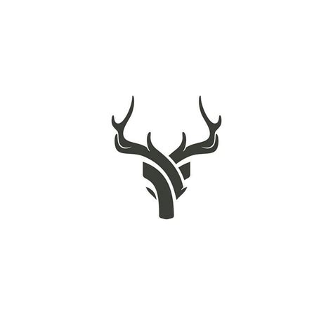 design a logo st deer logo design made on inspirationde