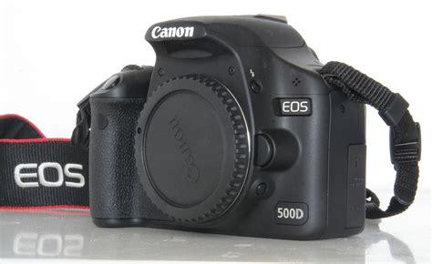 canon eos 500 canon eos 500d