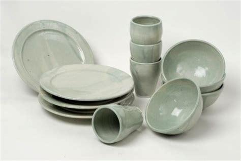 handmade porcelain ceramic dinnerware set plates cups
