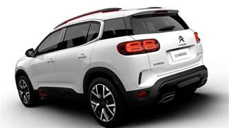 What Is The Most Comfortable Suv by Citroen Debuts All New C5 Aircross Quot Most