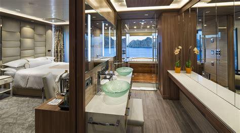 Spa Bathroom Suites reimagine azamara our cruise ships got a makeover