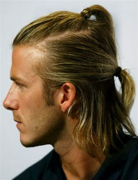 guy ponytail hairstyles men long hairstyles with ponytail hairstyle ideas for men