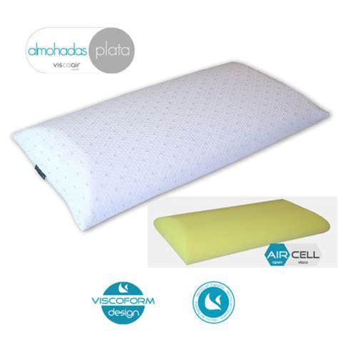 almohadas 10 x 10 almohada viscoel 225 stica visco air 10 ergonomik