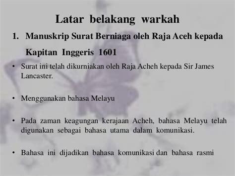 biografi kapitan pattimura menggunakan bahasa sunda bahasa melayu klasik