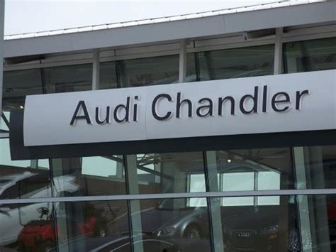 Audi Dealers Az Audi Chandler Car Dealership In Chandler Az 85226