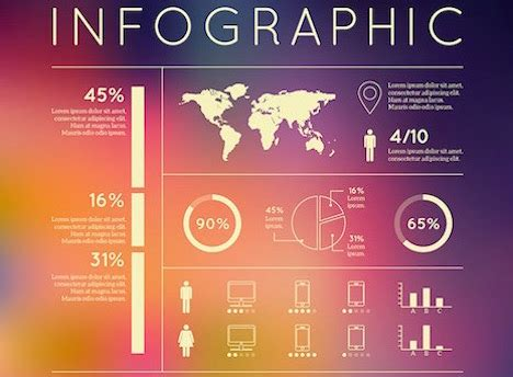 best free 30 to free infographic templates quertime