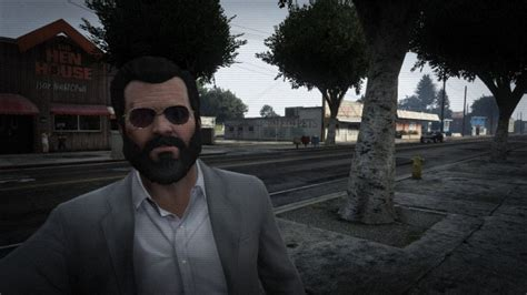 gta v all haircuts and beards gta v michael beard quotes quotesgram