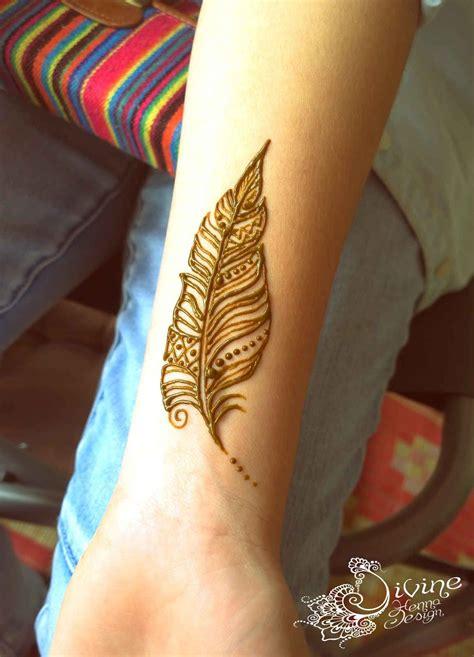 temporary tattoo henna style henna feather design search henna henna