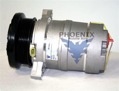 compressor hr6 w clutch 6gr chevy astro 91 94 gmc safari 91 94 comfort air inc rv