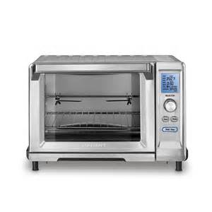 6 Slice Convection Toaster Oven Shop Cuisinart 6 Slice Stainless Steel Convection Toaster