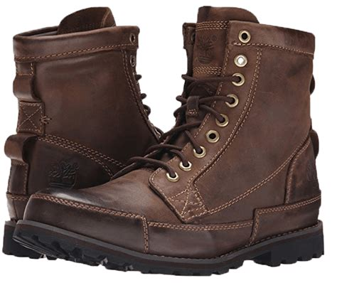 timberland earthkeepers rugged pull on boots