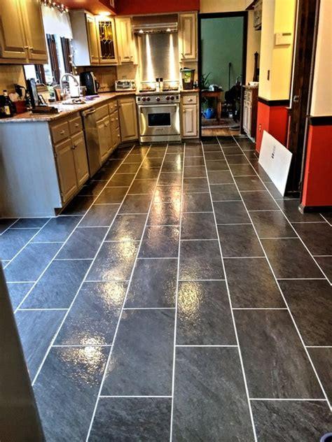 Kitchen Flooring Installation Kitchen Floor Tile Installation Vienna Va Contemporary Kitchen Dc Metro By Best Home