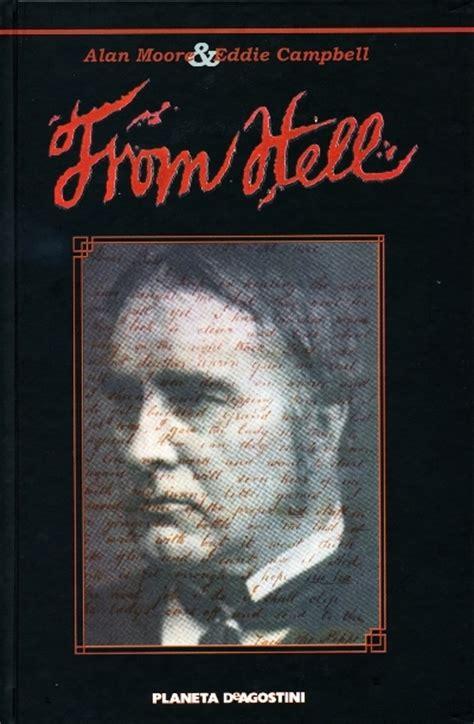 libro from hell from hell alan moore eddie cbell comprar libro en fnac es