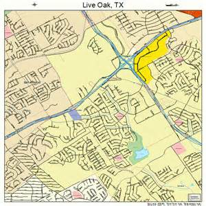 live oak map 4843096