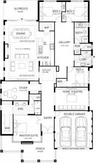 Floor Plans Australian Homes the new hampton four bed hampton style home design