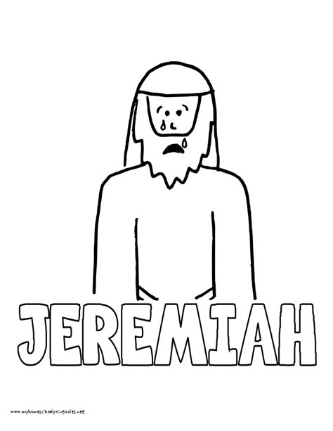 free bible coloring pages jeremiah free coloring pages of jeremiah